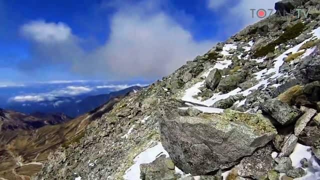 立山・剱岳/雄山から大汝山へ